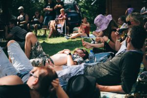 FestDobréRybníky Pohoda malá scéna folk country countryfest